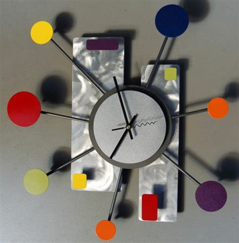 wanduhren design ausgefallene moderne wanduhren 27 kreative beispiele archzine net