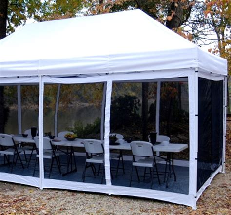 10 room cing tent new 10 x 20 king canopy bug proof room screen tent walls