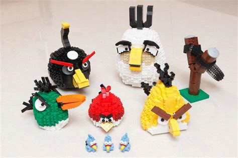 Angry Birds Lego yet another lego angry birds gadgetsin