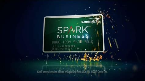 Spark Business Card Commercial