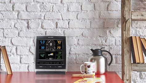 the best home weather stations for the smart home