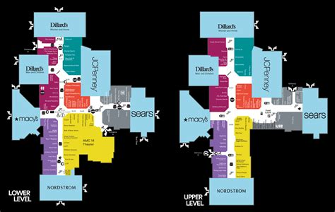 park city mall map park mall san antonio map