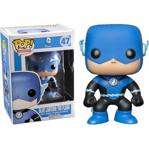 Figure Pvc Toys Cosbaby Batman The Flash Metallic Ver dc comics blue lantern flash exclusive pop vinyl figure pop in a box uk