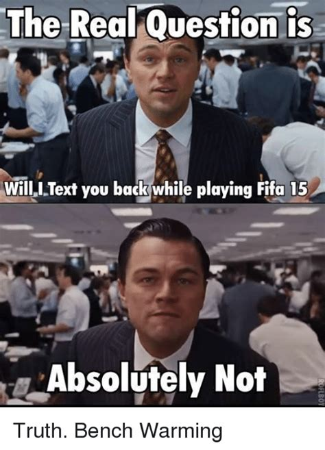 bench warming funny fifa 15 memes of 2016 on sizzle fifa