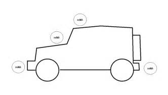 How To Draw A Jeep Need Side View Of Jeep Drawing