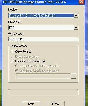 quick format flashdisk how to create bootable windows xp or windows7 using usb