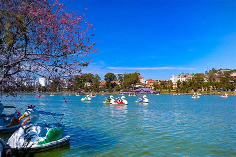 swan boats opening day 2018 the top 5 things to see and do in dalat vietnam
