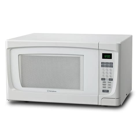 westinghouse 0 6 cu ft counter top microwave in black ge countertop microwaves microwaves cooking the home