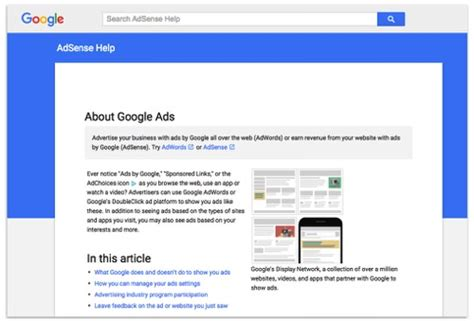adsense forum privacy guidelines for designing personalization