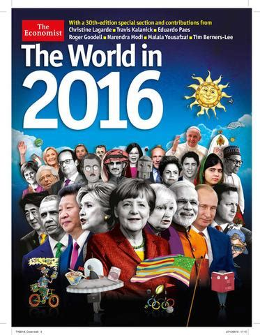 in the world 2016 the world in 2016 the economist store economist diaries