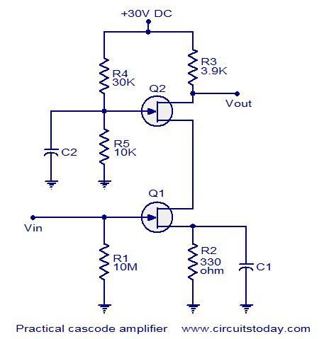 fet transistor theory fet transistor lifier 28 images simple mosfet lifier circuit by k134 j49 simple fet lifier