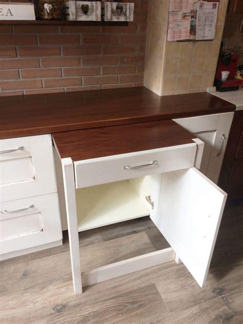 tavolo estraibile cucina tavolo a scomparsa ed estraibile in cucina arredi e mobili
