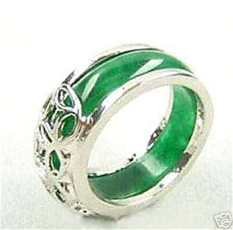 jade wedding ring jade gold wedding rings miracle wedding rings