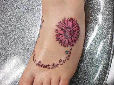 gerber daisy tattoo tattoos designs pictures