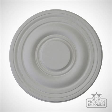 Edwardian Ceiling Roses by Ceiling Style 2 300mm 560mm Or 690mm Diameter Plaster Ceiling Roses