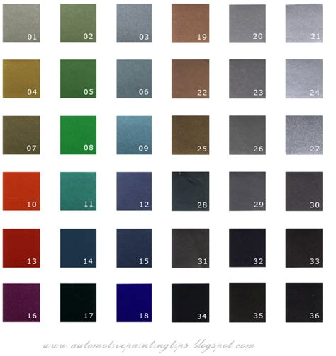ppg paint color chart neiltortorella