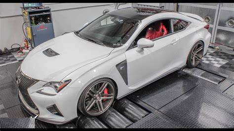 rcf lexus 2017 lexus rc f 650hp nitrous powered rcf dyno 2017 youtube