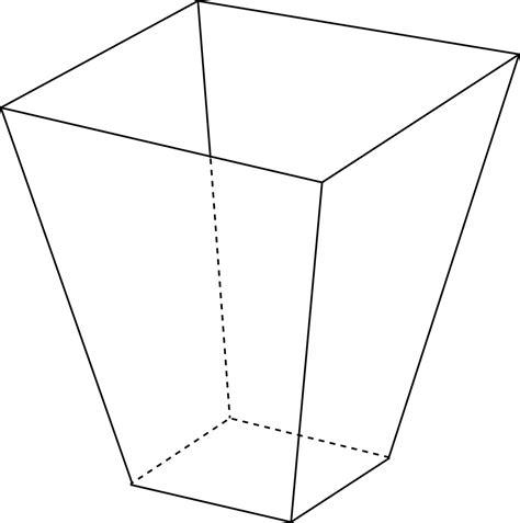 rectangular pyramid cross section slicing a rectangular pyramid cross sections of 3d