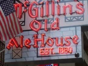 mcgillin s olde ale house top spots for guys night out 171 cbs philly