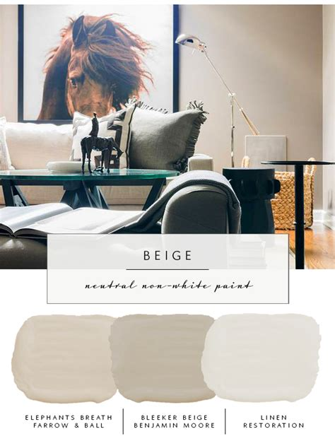 best beige paint color our guide to the best neutral paint colors that aren t
