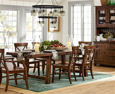pottery barn dining rooms pottery barn