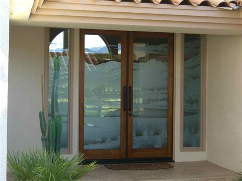 Frosted Glass Front Doors Sans Soucie Art Glass Frosted Glass Entry Door