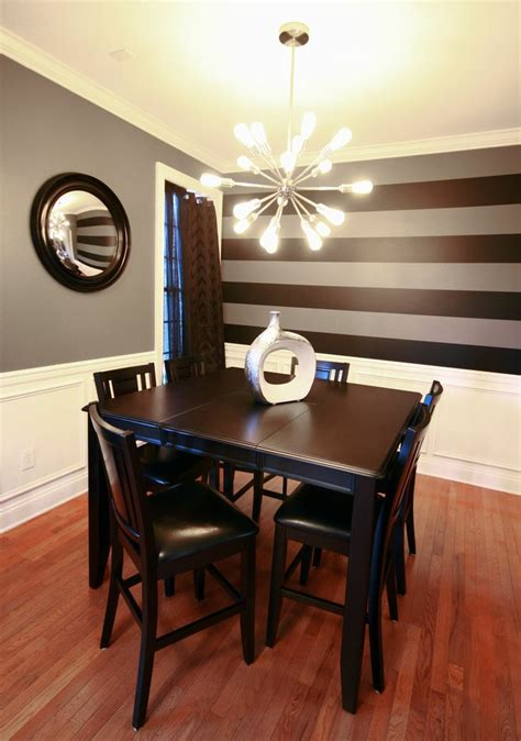 Dining Room With Black Accent Wall 17 Best Images About Accent Walls On Drum
