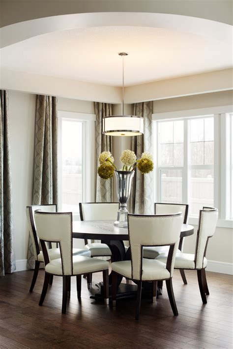 design for room 25 great transitional dining room designs your home interior god