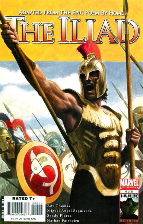 vires in america the vignettes volume 2 books marvel illustrated the iliad vol 1 6 marvel database