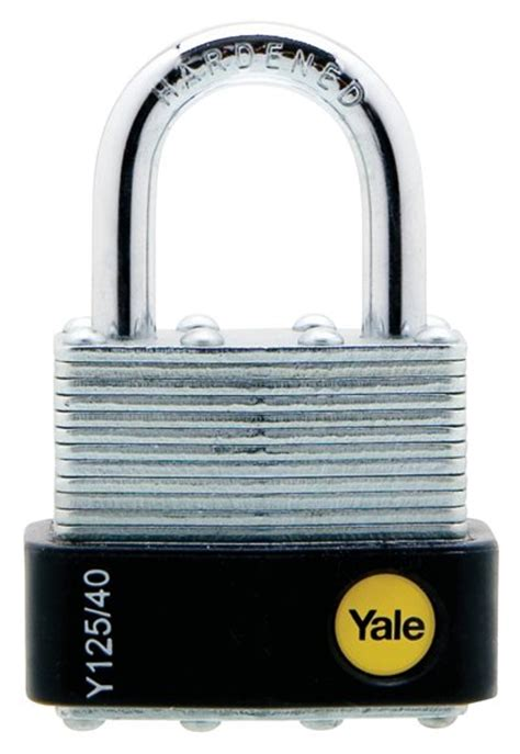 Gembok Yale 130 70 116 1 Silver Series Marine Grade outdoor padlocks for gate garage shutter and shed yale
