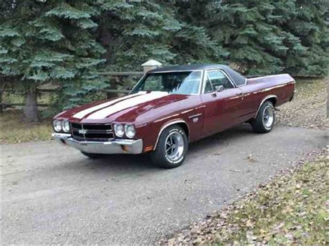 1970 el camino 1970 chevrolet el camino for sale on classiccars