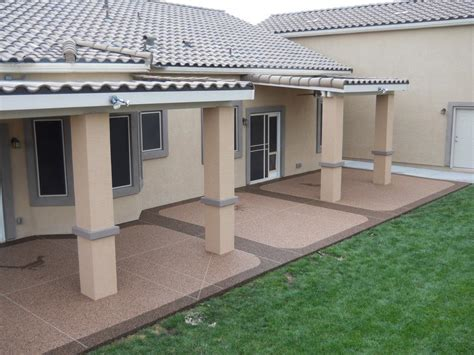 pebble coating patio pictures for pebble coatings in las vegas nv 89102