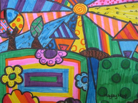 romero britto teachkidsart designs inspired by romero britto