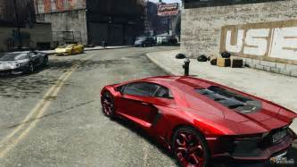 Gta 4 Cheats For Ps3 Lamborghini Lamborghini Aventador Lp700 4 For Gta 4