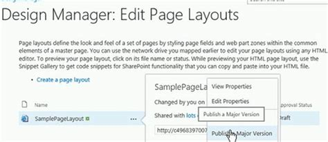 page layout web part zone add snippets in page layout using design manager