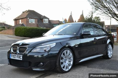 bmw 5 series 535i 2007 auto images and specification