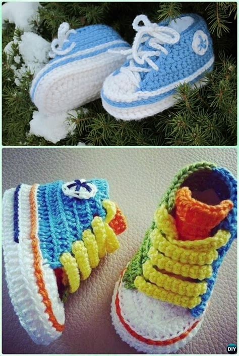 crochet converse slippers pattern free crochet ankle high baby booties free patterns best baby