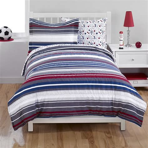 Bedong Blue Stripe 17 best images about trey s bedroom on quilt sets nautical duvet covers and quilt