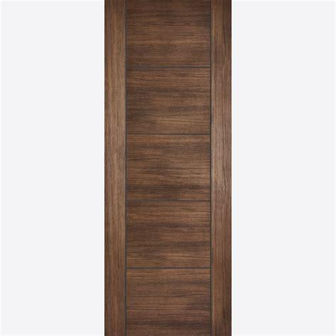 Vancouver Walnut Bridgtown Doors Laminate Interior Doors