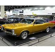 Pontiac GTO The Classic Muscle Car