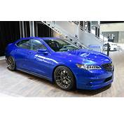 Acura Adds Subtle Style With TLX SEMA Concept &187 AutoGuide