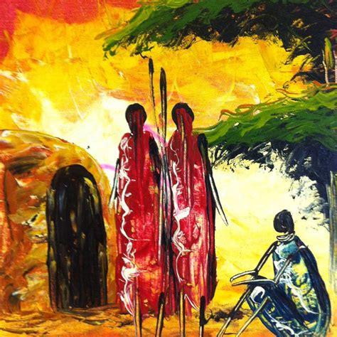 Coastal Kitchen - masai couple livetwicelivetwice