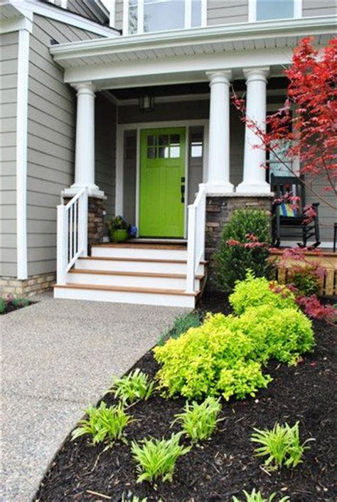 lime green door lime green front door hot interior design a love affair pintere