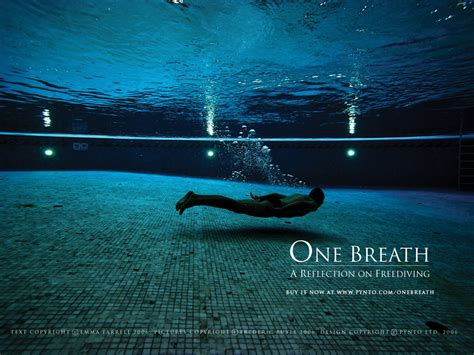 Downloads :: One Breath, A Reflection on Freediving