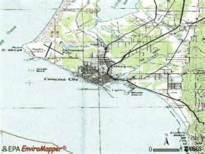 map of crescent city california crescent city california ca 95531 profile population