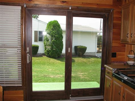 Andersen Windows Sliding Glass Doors The Andersen Perma Shield Sliding Patio Door Has A Rigid Vinyl With Andersen 400 Series