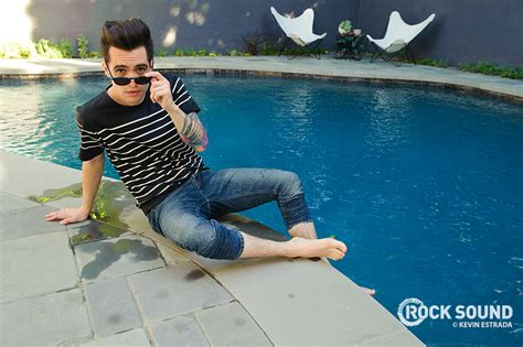 step inside brendon urie s house photos rock sound