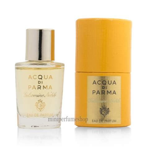 Acqua Di Parma Colonia Assoluta Mini Original Parfum mini perfumes miniaturas de perfume ideas regalo
