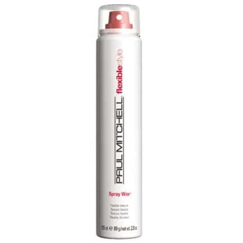 messy piecey look hair products paul mitchell spray wax aka the best texturizer in the world