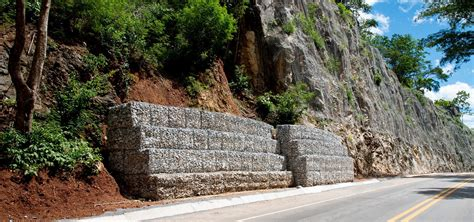 Unique Uses For Gabions Gabion Garden Wall